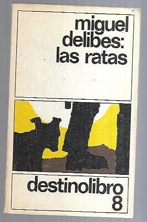 RATAS - LAS: DELIBES, MIGUEL