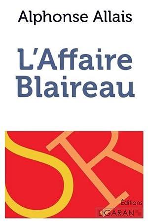 Image du vendeur pour L'Affaire Blaireau mis en vente par AHA-BUCH GmbH