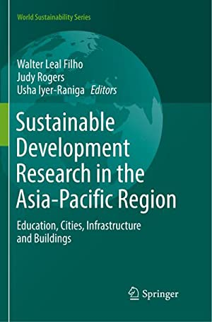 Sustainable Development Research in the Asia-Pacific Region: Walter Leal Filho