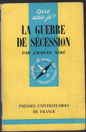 La guerre de Sécession: Néré Jacques