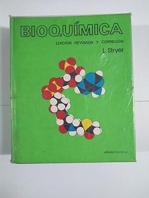 Bioquímica: L. Stryer