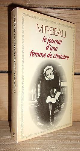JOURNAL D'UNE FEMME DE CHAMBRE : Préface,: MIRBEAU Octave