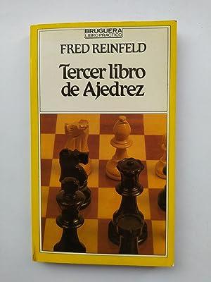 TERCER LIBRO DE AJEDREZ. BRUGUERA LIBRO PRÁCTICO.: Fred Reinfeld. TDK412