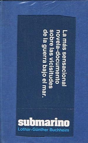 Imagen del vendedor de SUBMARINO. a la venta por Librería Torreón de Rueda