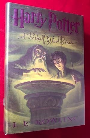 Bild des Verkäufers für Harry Potter and the Half-Blood Prince (SIGNED BY MARY GRANDPRE) zum Verkauf von Back in Time Rare Books