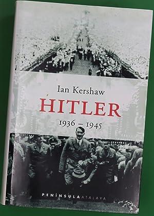 Hitler, 1936-1945: Kershaw, Ian