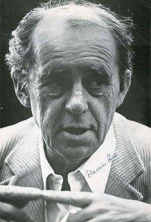 Heinrich Böll Autograph | signed photographs: Böll, Heinrich