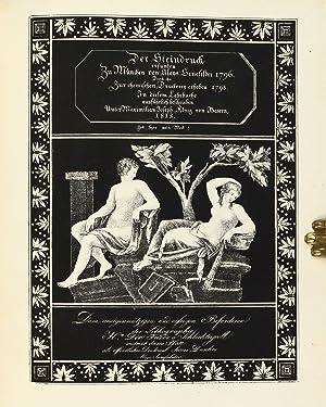 Vollständiges Lehrbuch der Steindruckerey : enthaltend eine: SENEFELDER, Alois