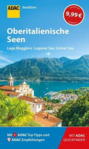 ADAC Reiseführer Oberitalienische Seen : Der Kompakte: Franz-Marc Frei