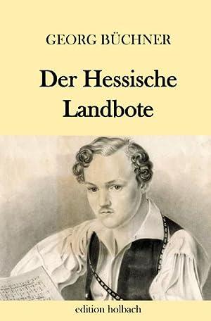 Der Hessische Landbote: Georg Büchner