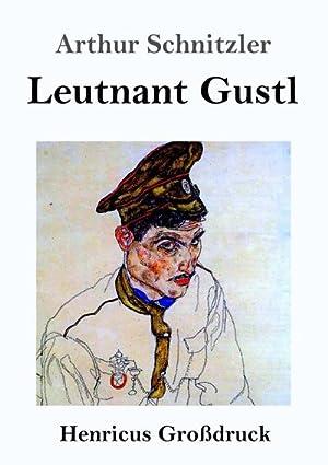 Leutnant Gustl (Großdruck): Arthur Schnitzler