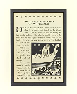 """The Three Princesses of Whiteland"""": from East: Nielsen, Kay."""