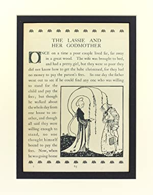 """The Lassie and Her Godmother"""": from East: Nielsen, Kay."""