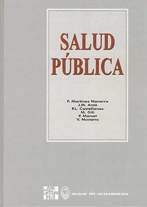 SALUD PUBLICA: VV.AA