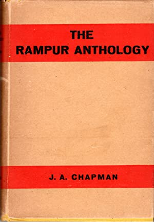 Seller image for THE RAMPUR ANTHOLOGY for sale by PERIPLUS LINE LLC