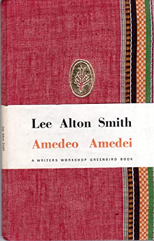 Seller image for AMEDEO AMEDEI A Novelette for sale by PERIPLUS LINE LLC