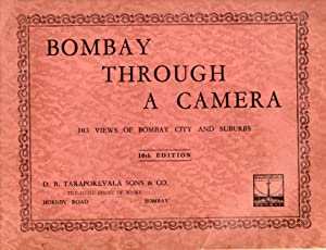 Seller image for BOMBAY THROUGH A CAMERA 103 Views of Bombay City and Suburbs for sale by PERIPLUS LINE LLC