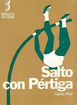 Imagen del vendedor de Biblioteca de Atletismo. Salto con pértiga a la venta por Librería Cajón Desastre