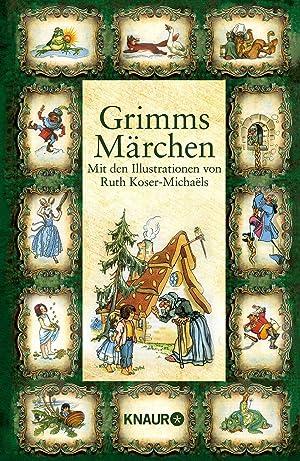 Grimms Märchen: Bruder Grimm