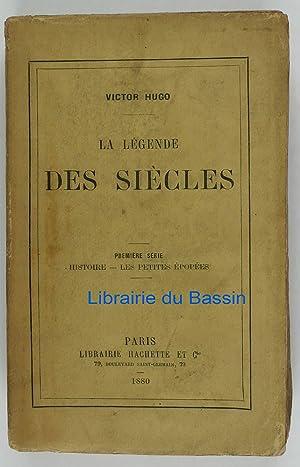 La légende des siècles Première série Histoire: Victor Hugo