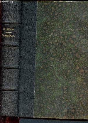 Germinal - les rougon-macquart - histoire naturelle: Zola Emile