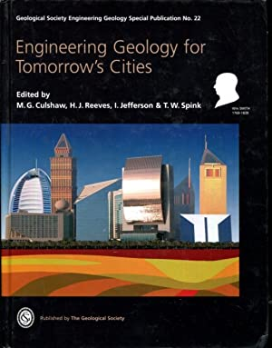 Engineering Geology for Tomorrow's Cities - Engineering: M. G. Culshaw;