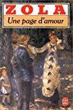 Une page d'amour: Emile Zola