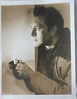 Fotografia d'epoca -- cinema dell'attore - Paul