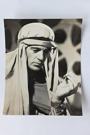 Fotografia d'epoca cinema attore americano Gregory Peck