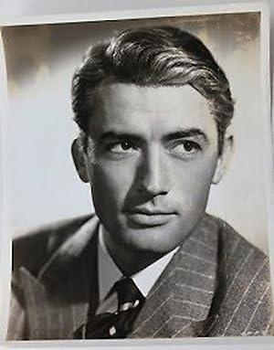 Fotografia cinema attore Gregory Peck anni '40
