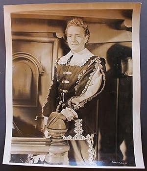 Fotografia d'epoca cinema attore Paul Henreid 1945