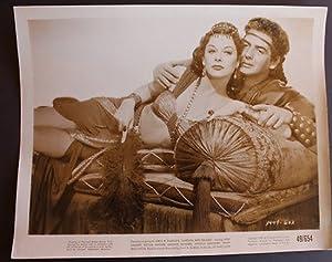 Fotografia d'epoca cinema Samson and Delilah 1949