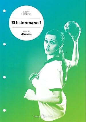 Balonmano I.Cuaderno Ed.Física ESO khronos: Aa.Vv.