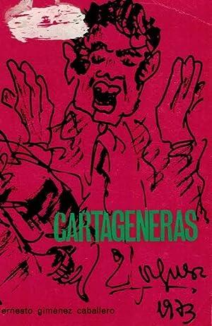 CARTAGENERAS.: Giménez Caballero, Ernesto.