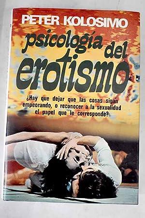 Psicología del erotismo: Kolosimo, Peter