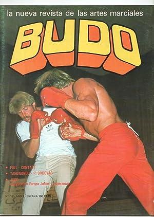 Imagen del vendedor de Revista: Budo num 12 año 2 (1978), la nueva revista de las artes marciales. Portada Joe Lewis - Full Contact. Piluca Ordovas - la mujer y el taekwondo a la venta por El Boletin