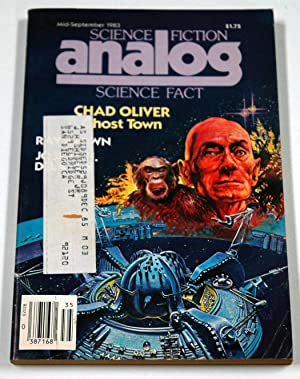 ANALOG Science Fiction/ Science Fact: Mid-September, Mid-Sept.: Chad Oliver; Ray