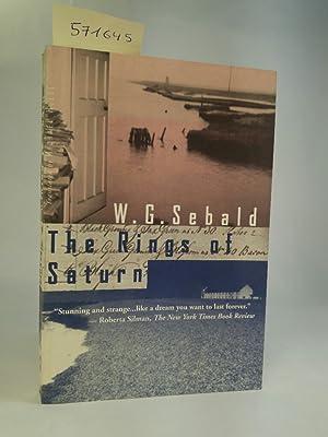 The Rings of Saturn [Neubuch]: Sebald, Winfried Georg