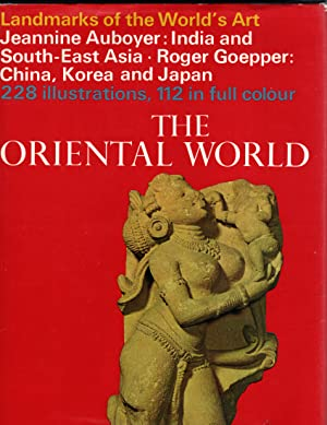 Seller image for Landmarks of the World's Art: The ORIENTAL WORLD for sale by PERIPLUS LINE LLC