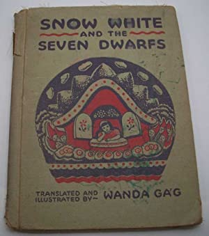 Seller image for Snow White and the Seven Dwarfs for sale by Easy Chair Books