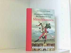 Abenteuer und Reisen des Freiherrn von Münchhausen: Bürger Gottfried, August