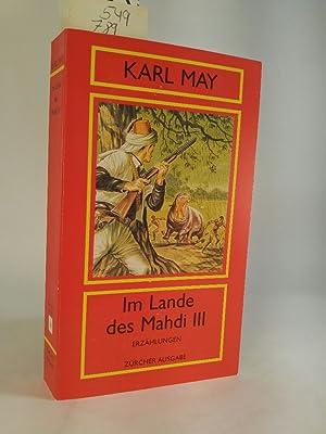 Im Lande des Mahdi III: May, Karl: