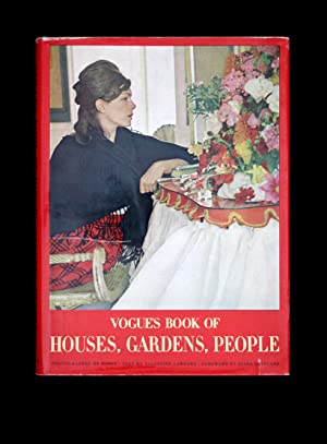 Vogue's Book of Houses, Gardens, People: Horst, Vreeland, Diana