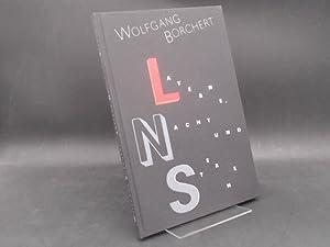 Laterne, Nacht und Sterne. Gedichte um Hamburg.: Borchert, Wolfgang und