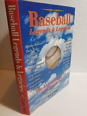 Baseball Legends & Legacies: Hall, Gary