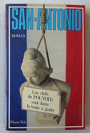 Image du vendeur pour Les clefs du pouvoir sont dans la boîte à gants mis en vente par Le Rayon populaire