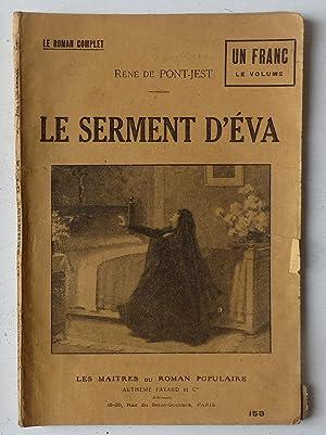 Le serment d'Eva: Pont-Jest, René de