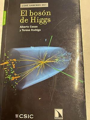 EL BOSON DE HIGGS.: CASAS / RODRIGO,
