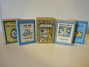 Die Mini-Bibliothek : 1 war Hans -: Sendak, Maurice