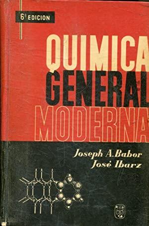 Química General Moderna: Joseph A. Babor